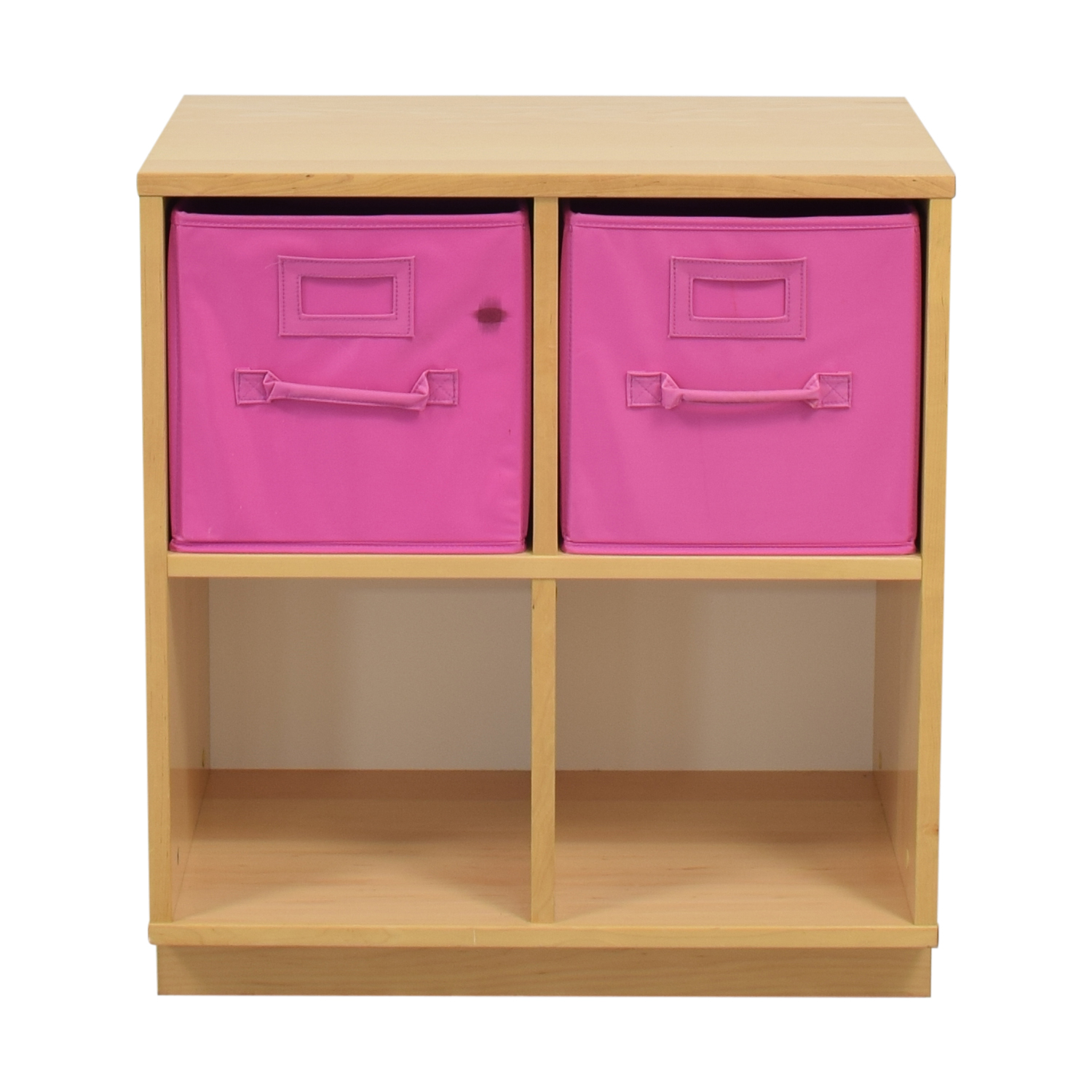 Williams Sonoma Cube Storage Units with Storage Bins / Bookcases & Shelving
