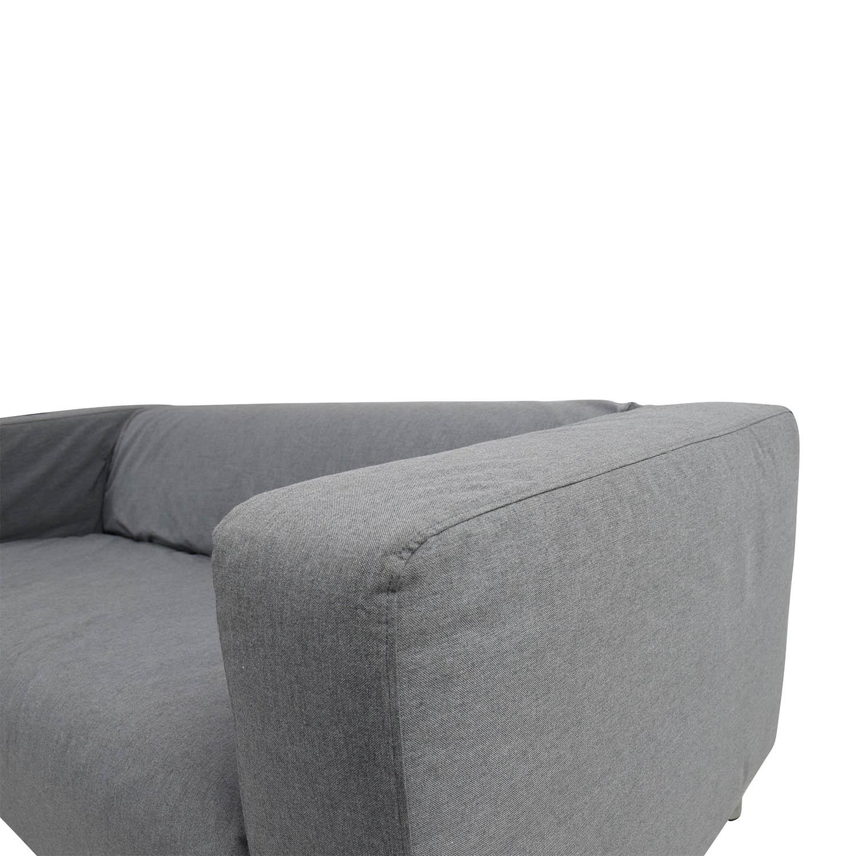 50 Off Ikea Ikea Klippan Gray Loveseat Sofas