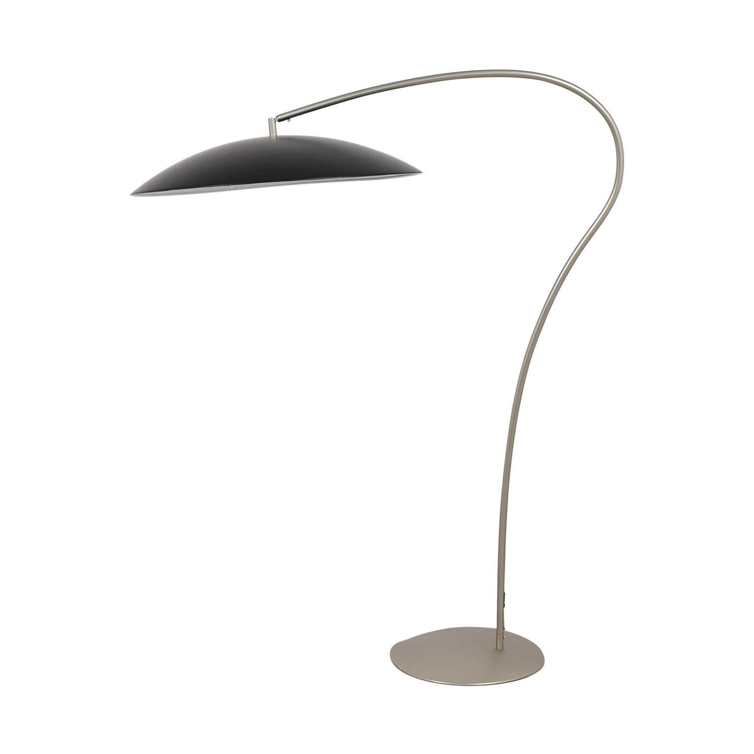 CB2 CB2 Atomic Arc Floor Lamp Decor