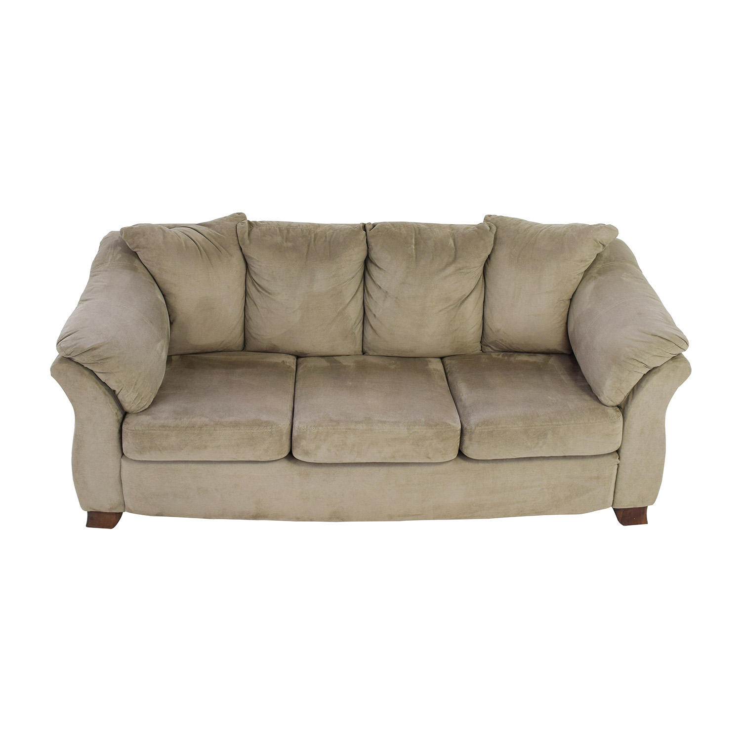 Unknown Brand Sage Green Sofa discount