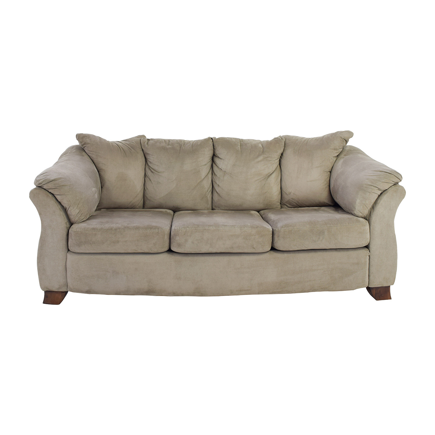 Unknown Brand Sage Green Sofa for sale