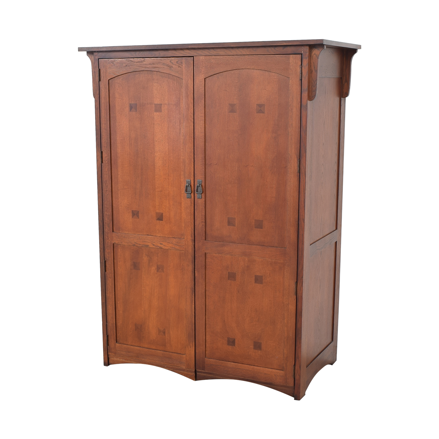 Southern Furniture of Conover Armoire Desk / Wardrobes & Armoires