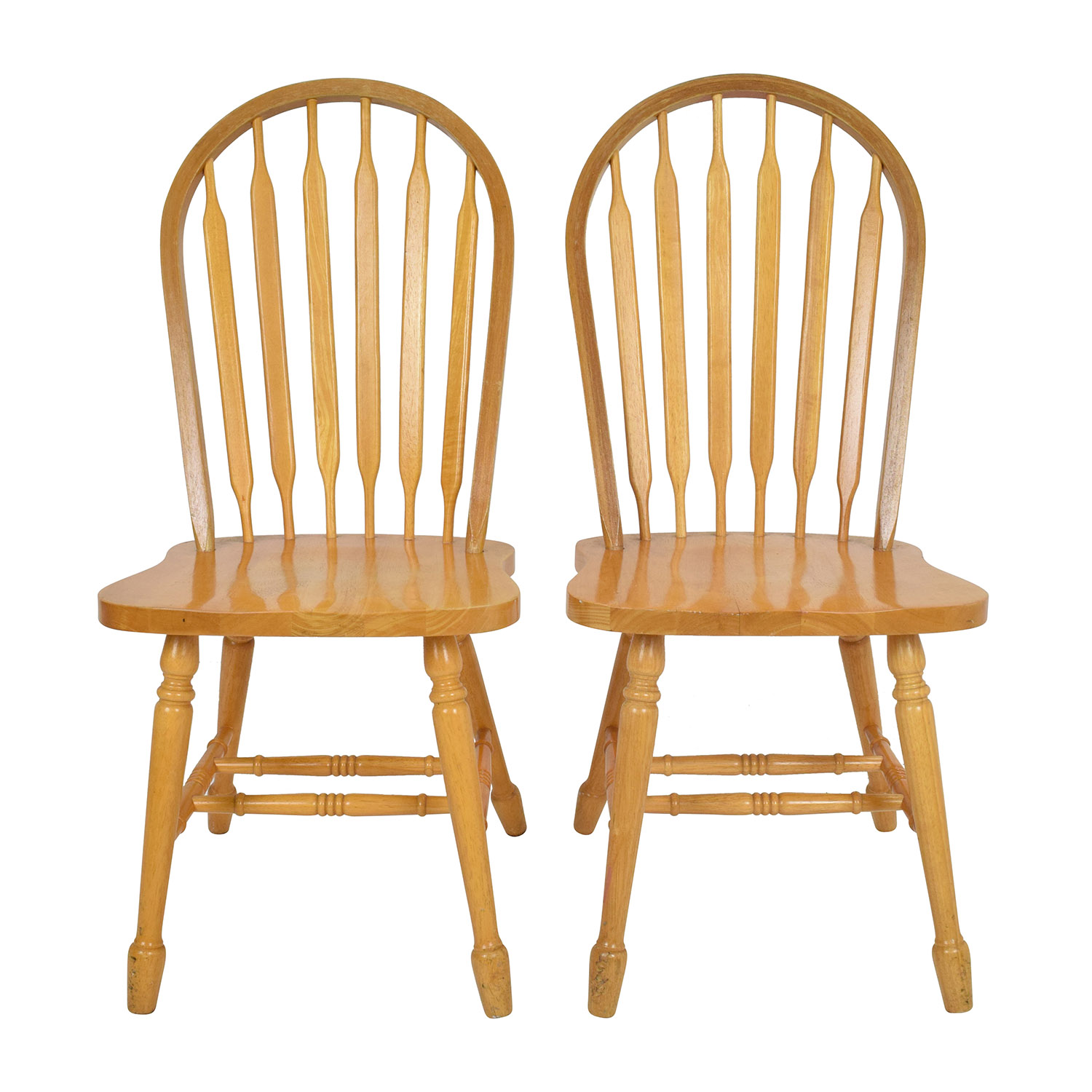 Coaster Furniture Windsor Wood Dining Chairs