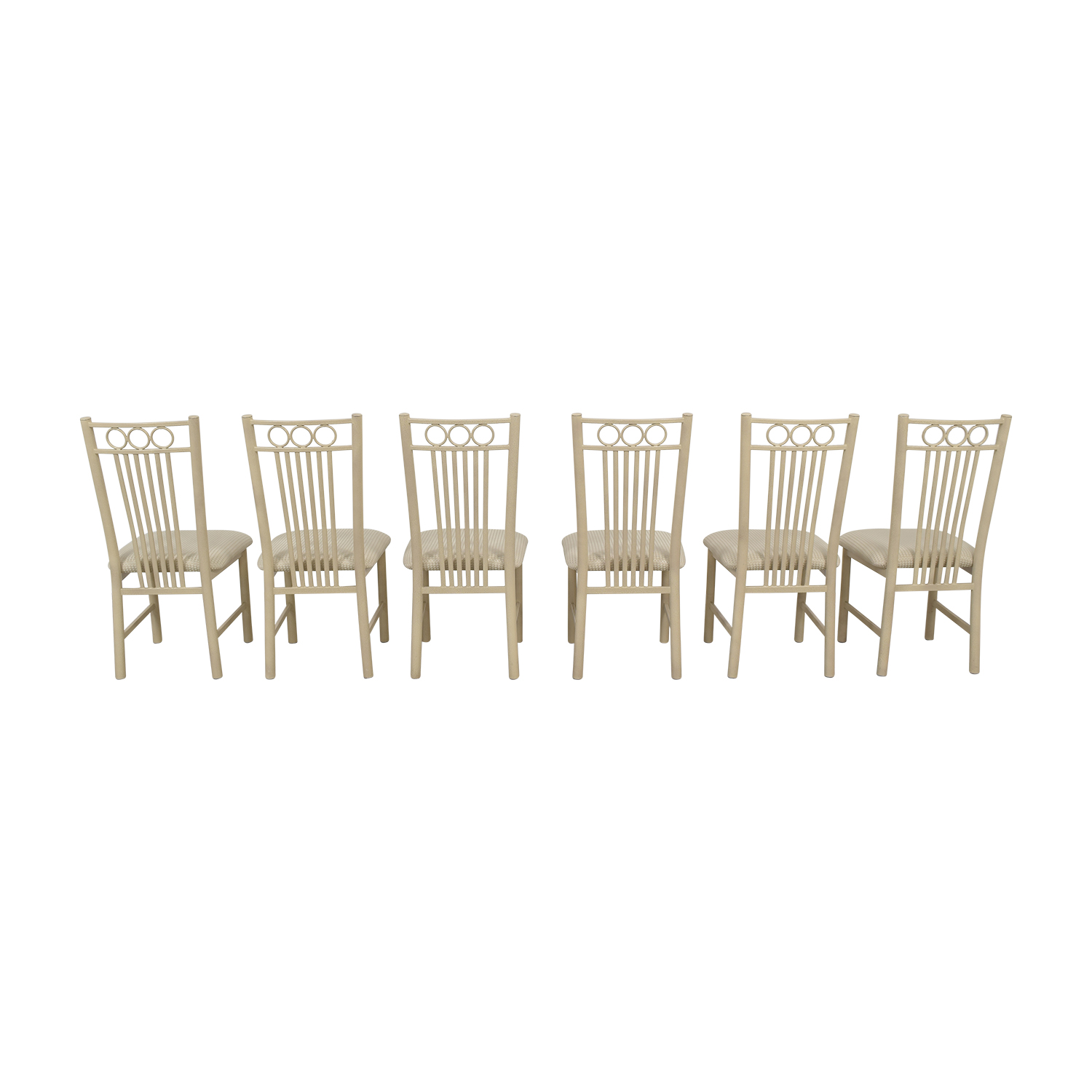 Raymour & Flanigan Dining Chairs sale