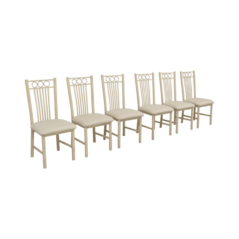 Raymour & Flanigan Raymour & Flanigan Dining Chairs nyc