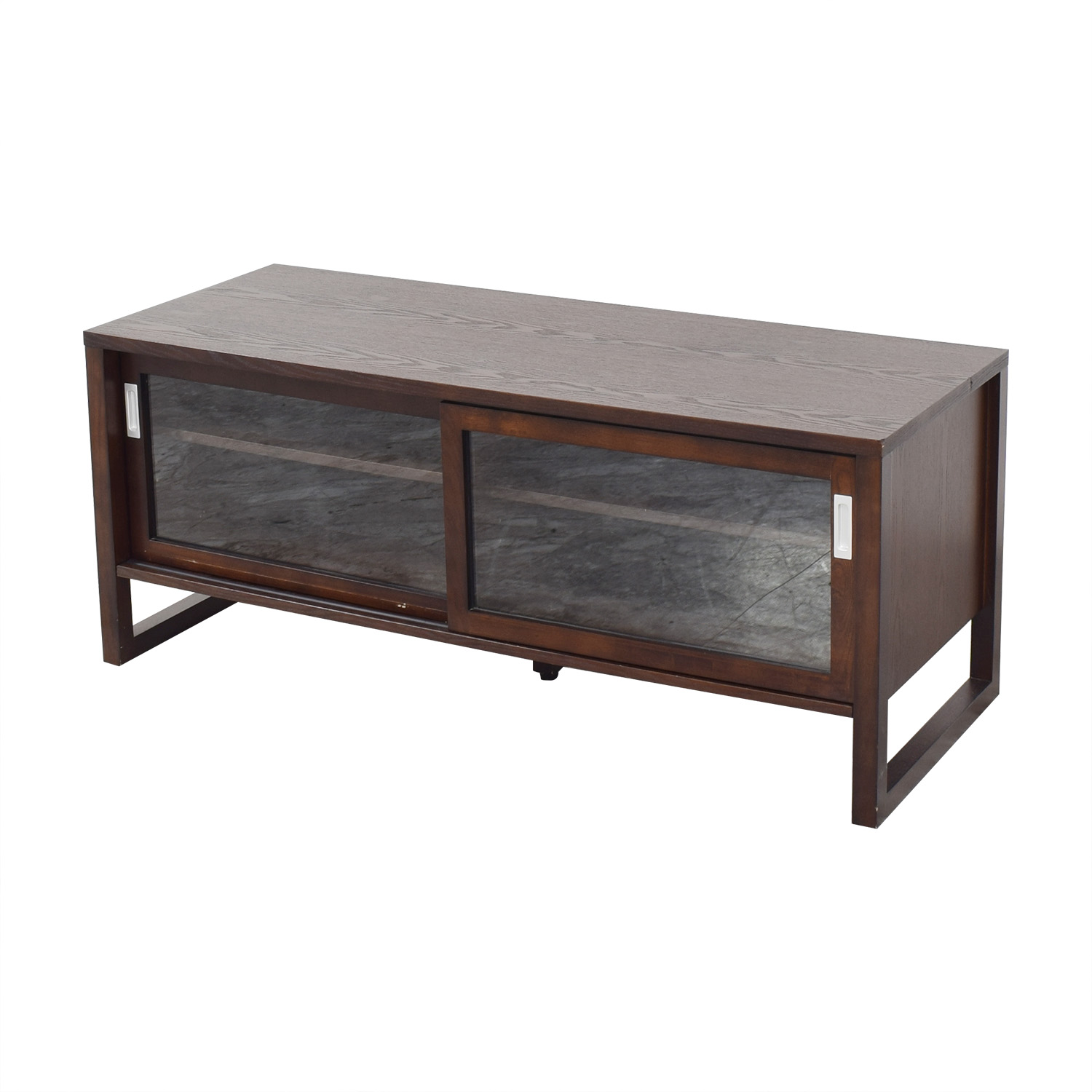 West Elm West Elm Media Console nyc