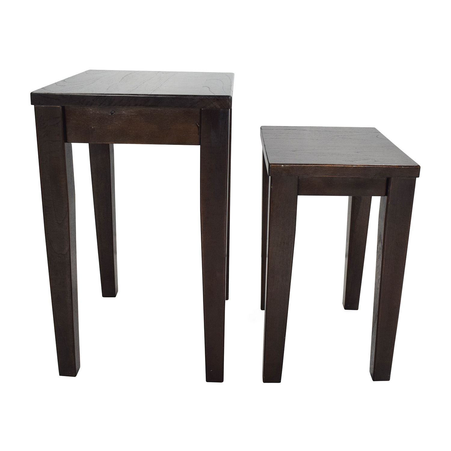 buy Crate and Barrel Crate & Barrel Nesting Tables online