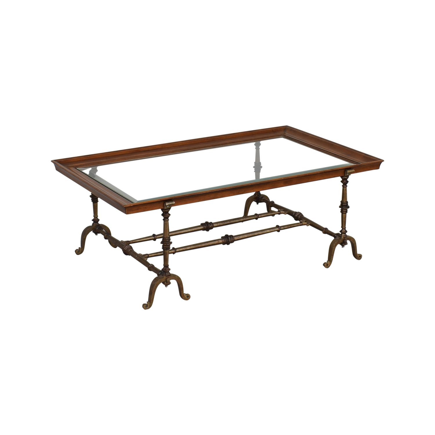 buy HomeGoods HomeGoods Mixed Elements Coffee Table online