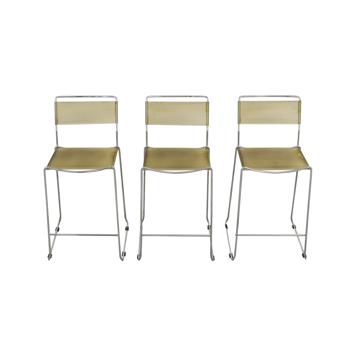 shop Chrome Frame Bar Stools