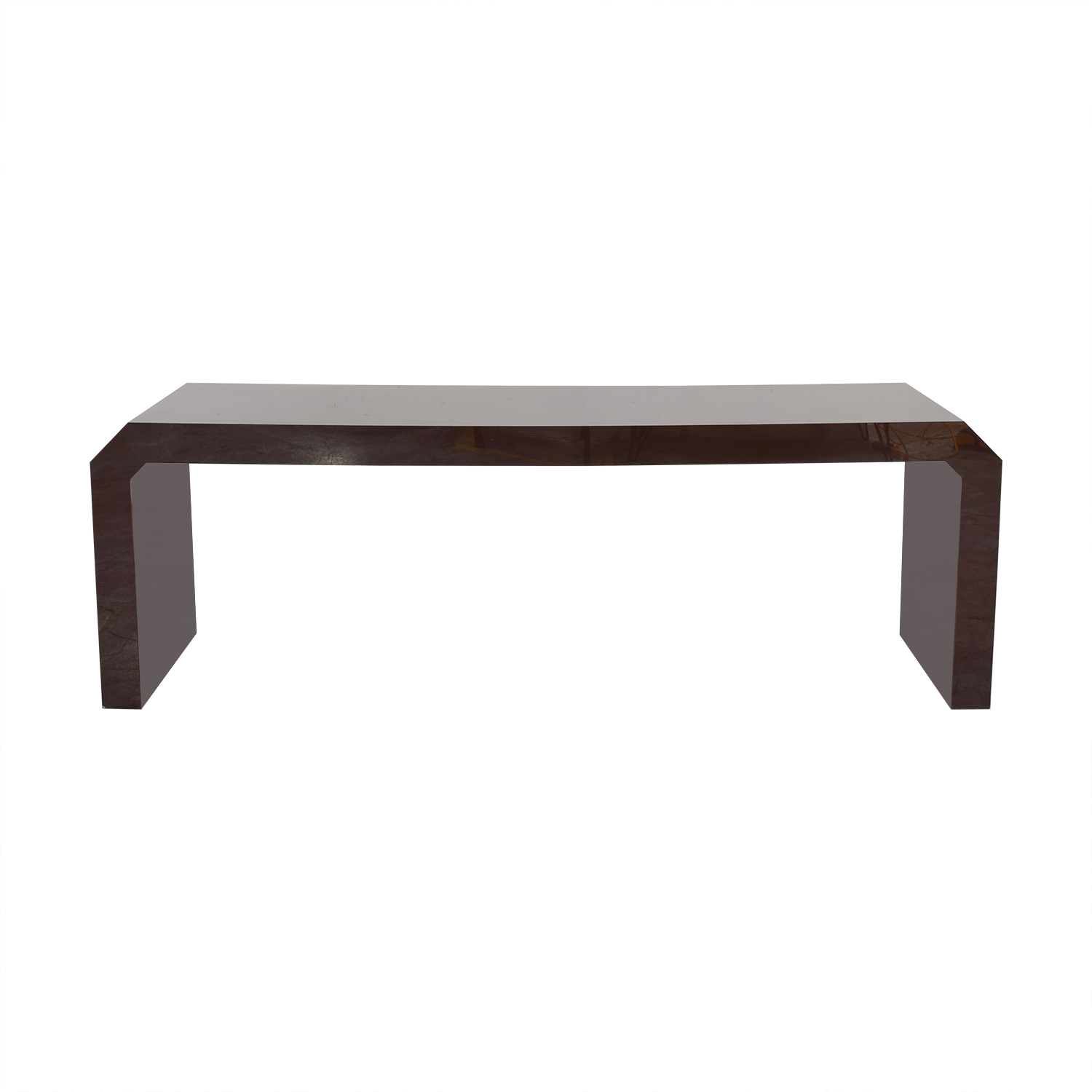buy Lacquer Angle Accent Table