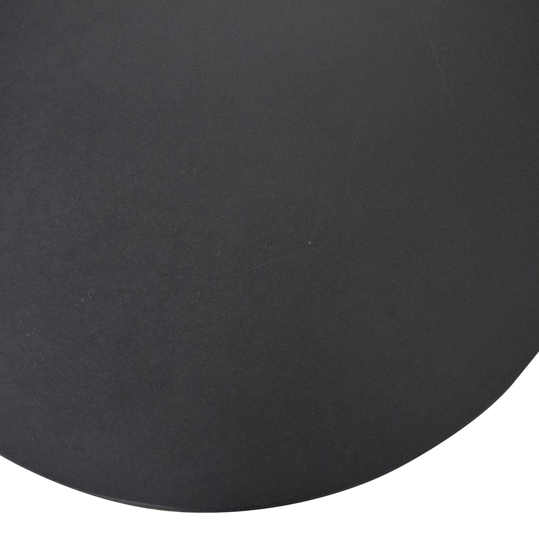 Storage Nightstand brown & dark grey