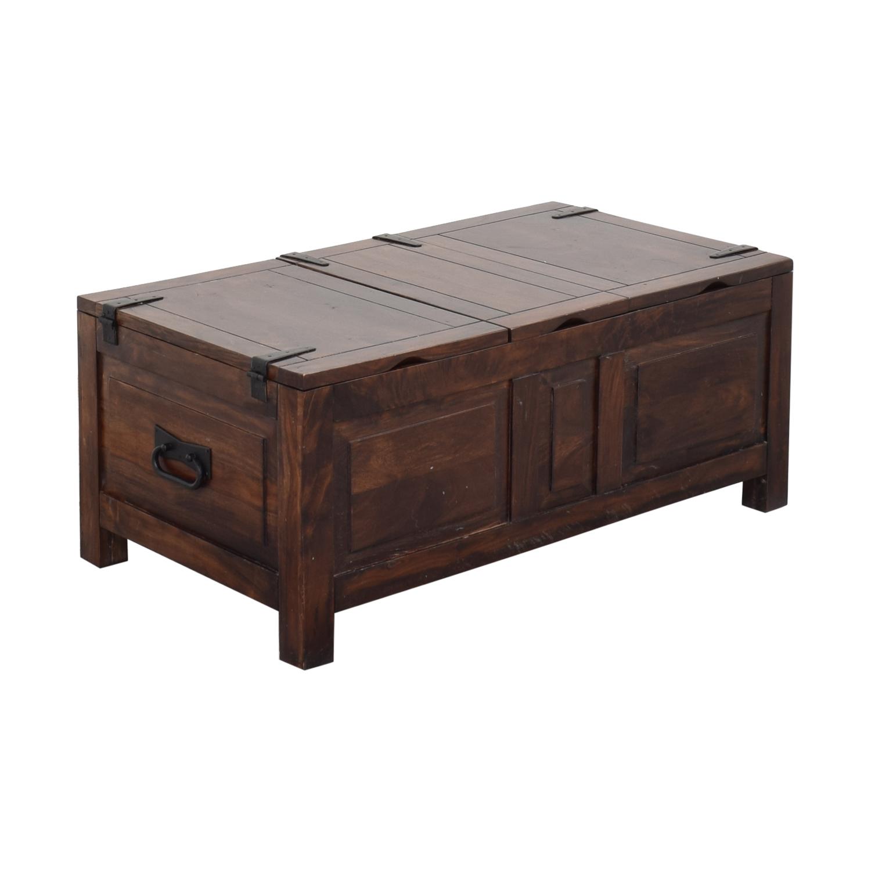shop Crate & Barrel Crate & Barrel Hunter Trunk online