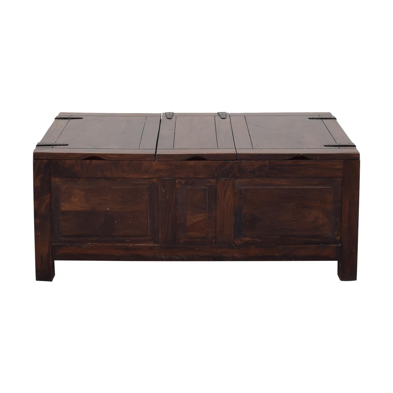 Crate & Barrel Crate & Barrel Hunter Trunk price