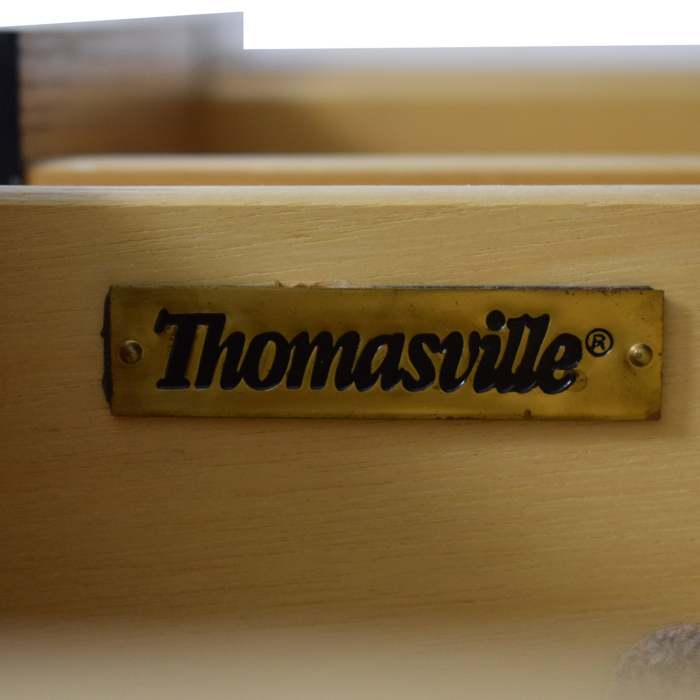 Thomasville Thomasville Urban Retreat Armoire Storage