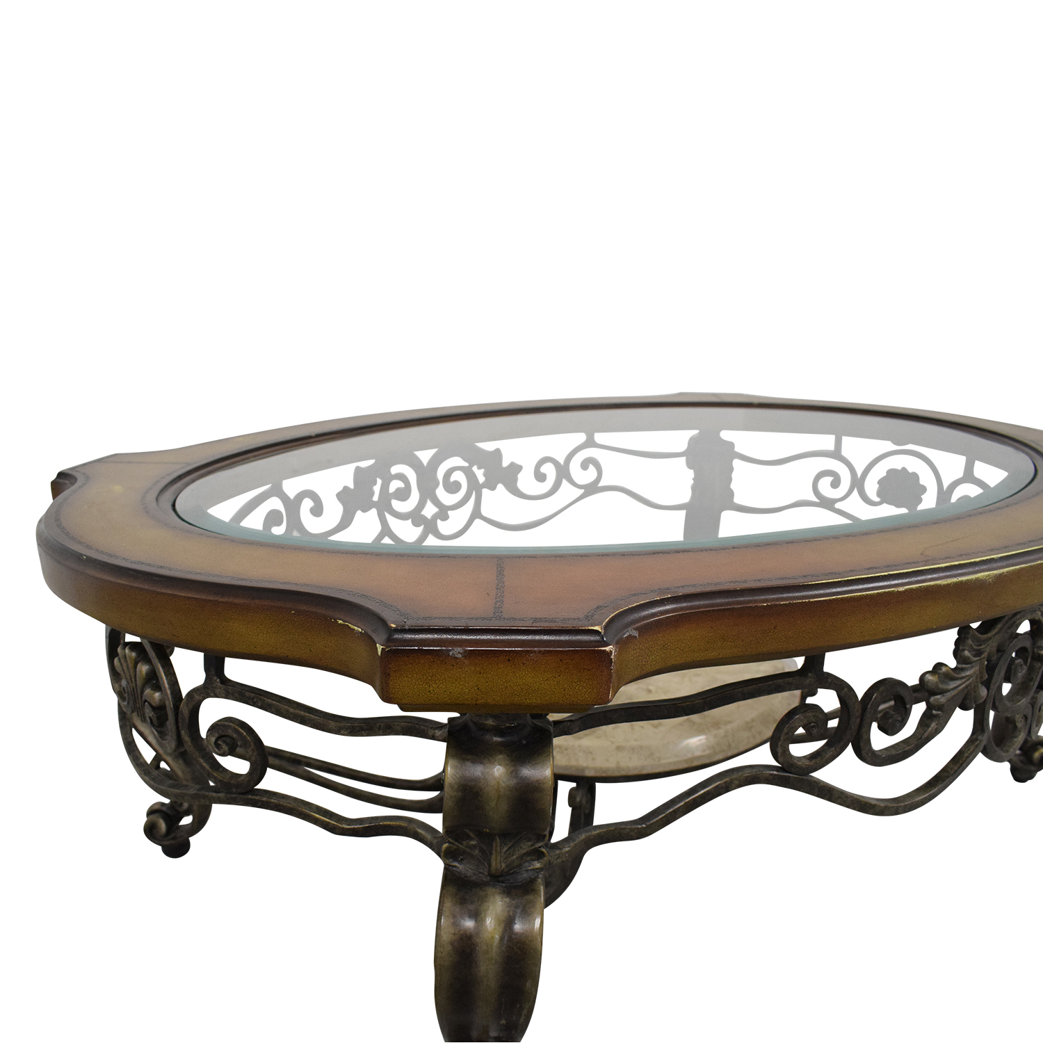 buy Thomasville Style Oval Coffee Table Thomasville Tables