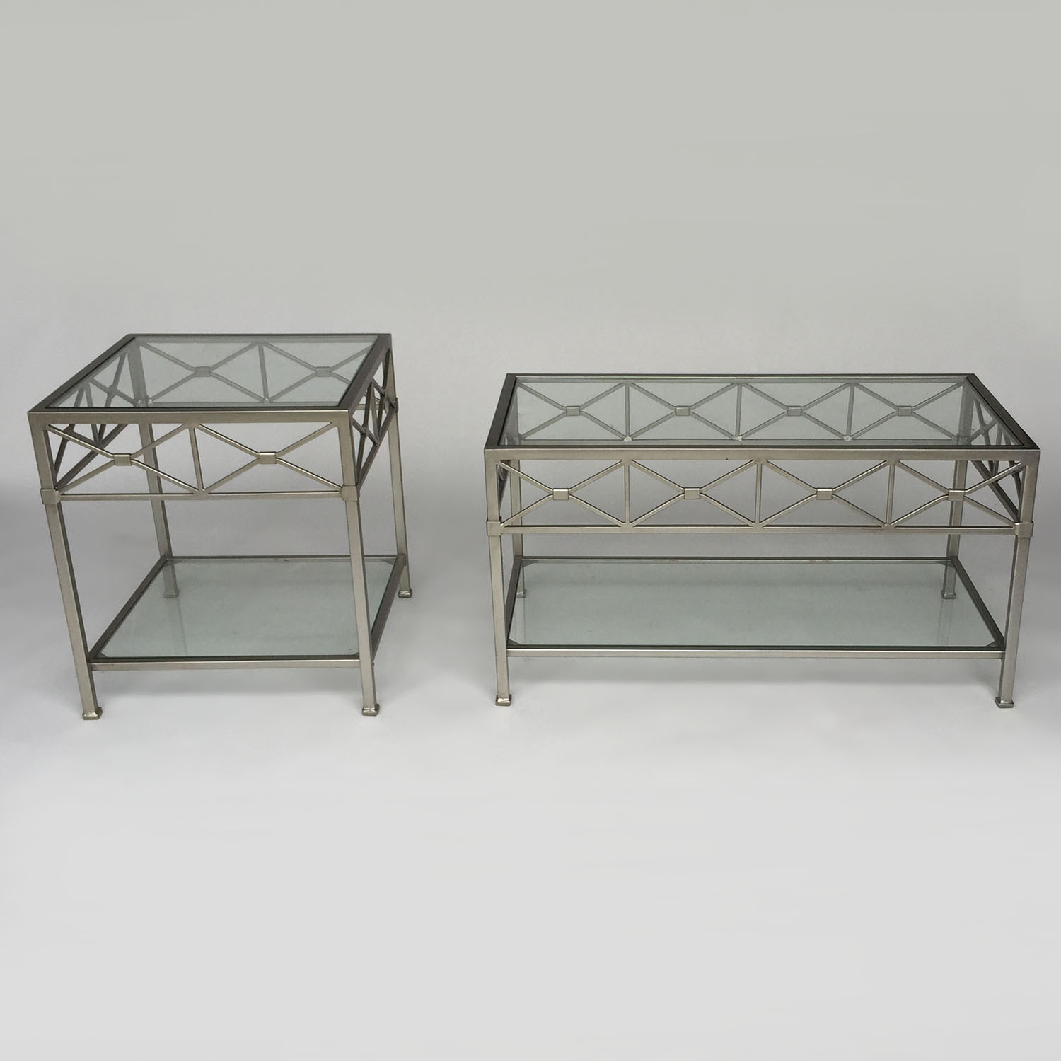 shop Unknown Brand Cast Iron Coffee Table Set online