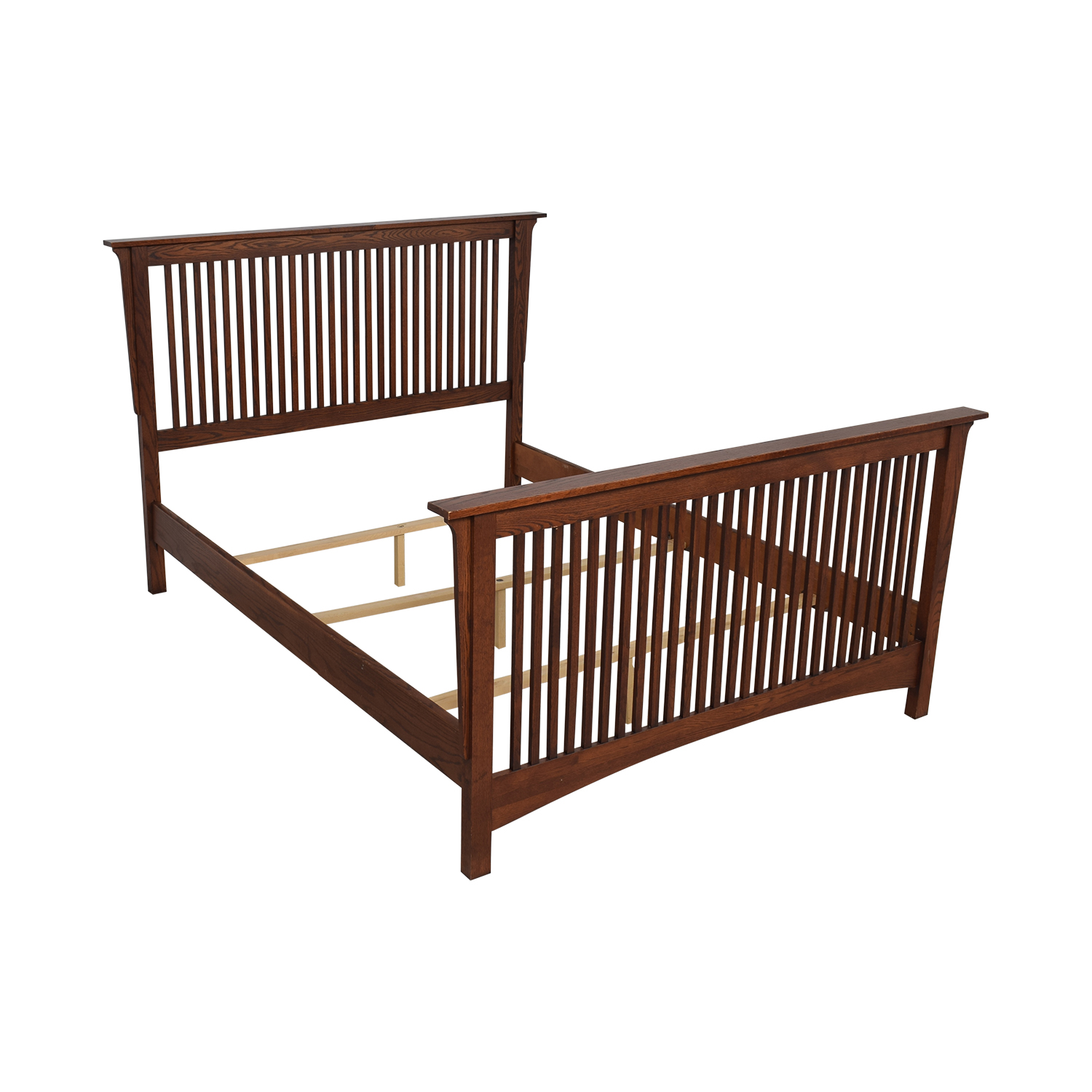 Thomasville Thomasville Queen Spindle Bed Frame Beds