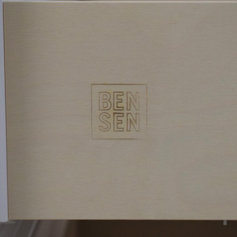 buy Bensen Brix Storage Cabinet Bensen Tables