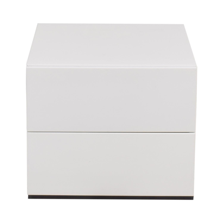 shop Bensen Brix Storage Cabinet Bensen End Tables