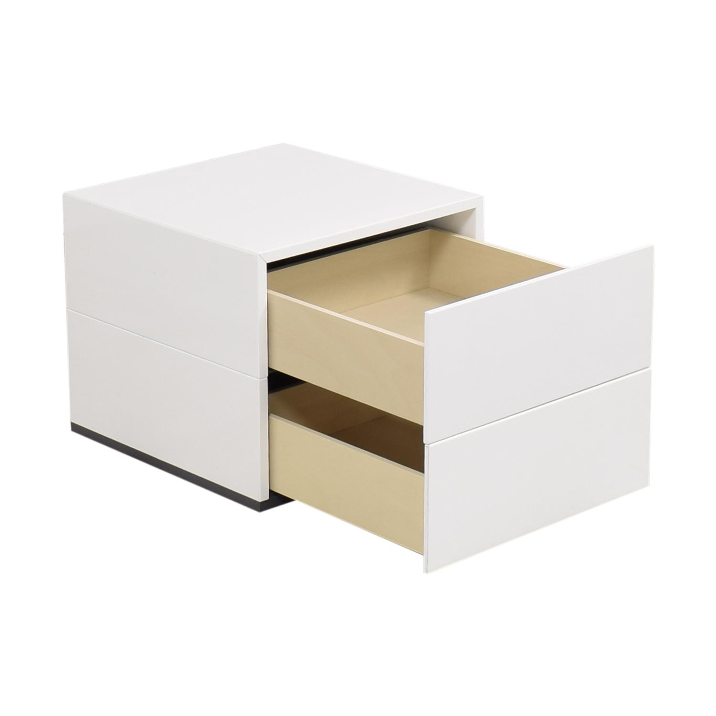 shop Bensen Brix Storage Cabinet Bensen Tables