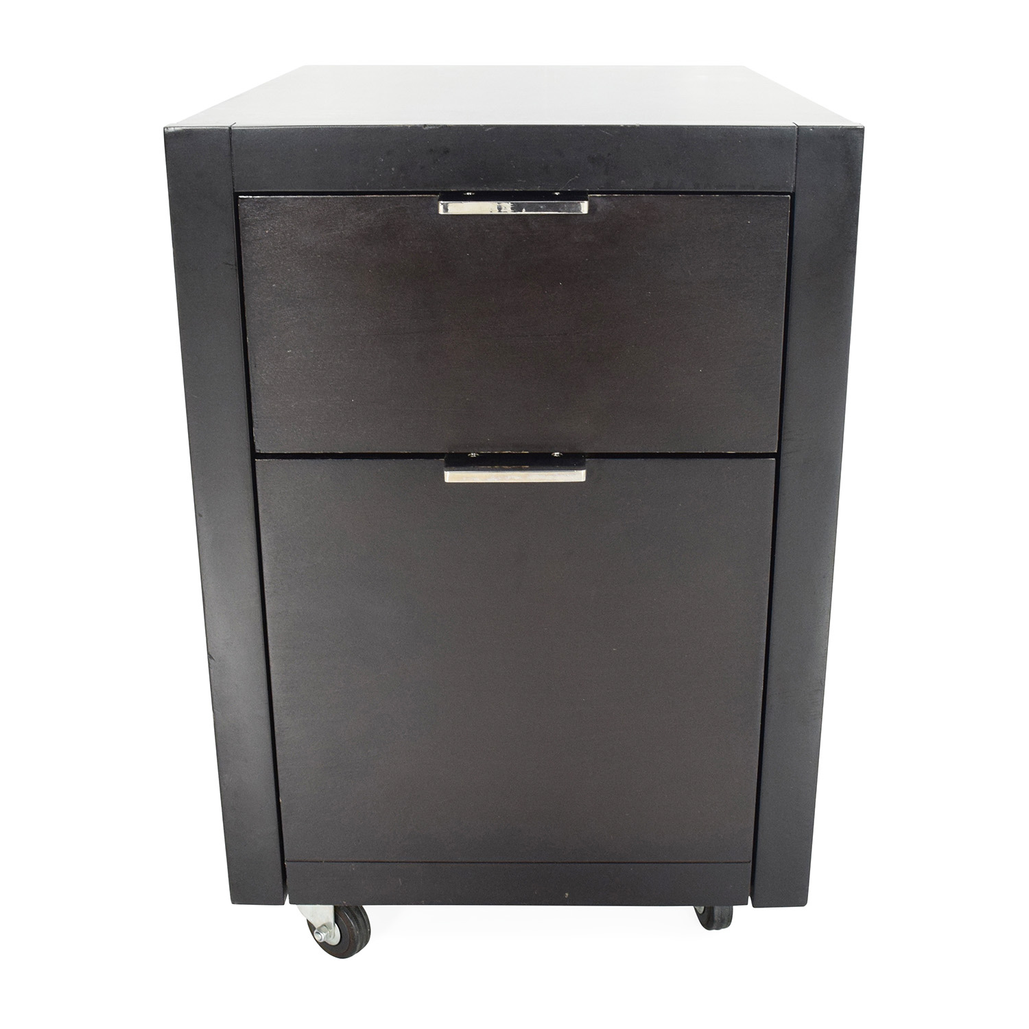 Unknown Brand Black Chest of Drawers second hand