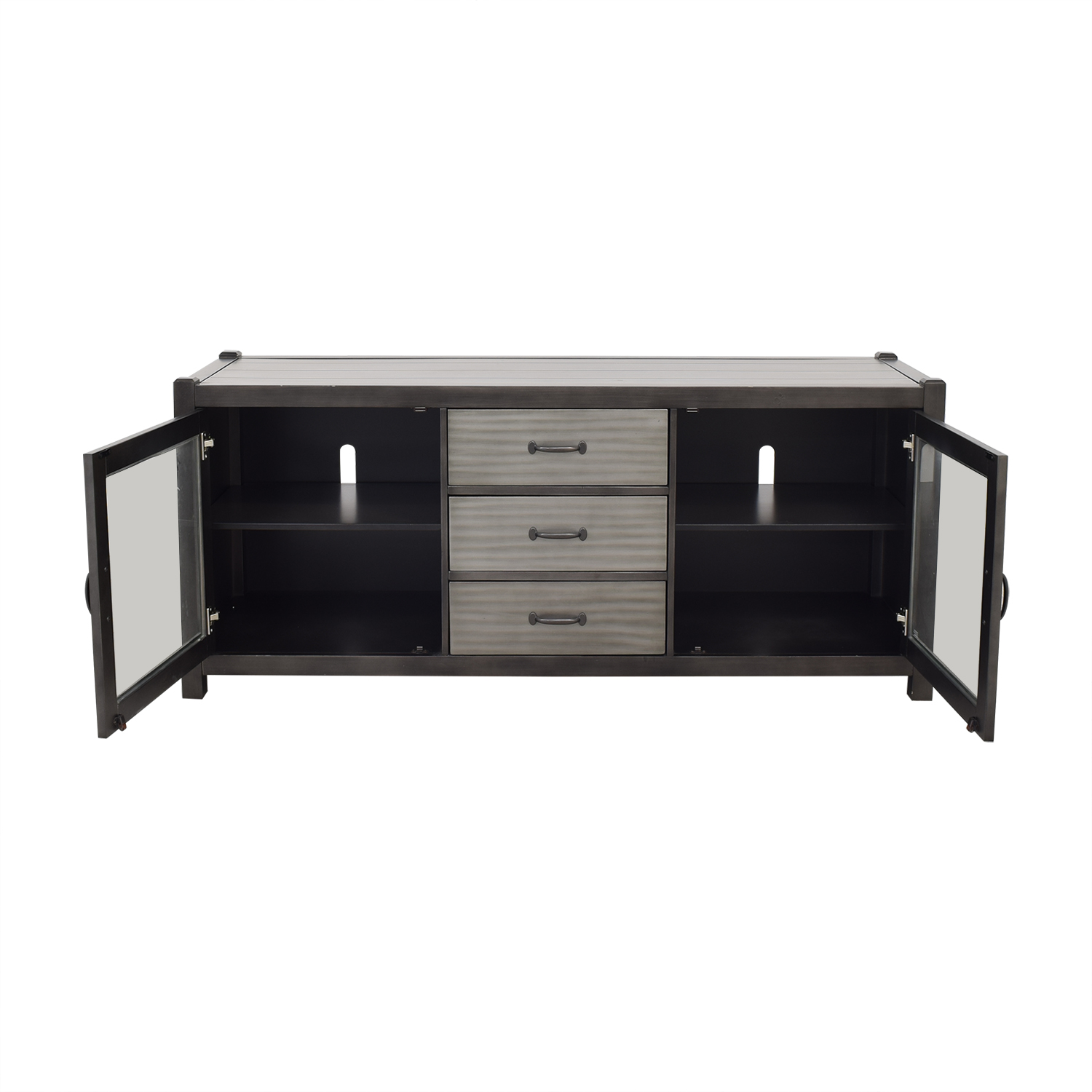 Raymour & Flanigan Axel TV Console / Storage