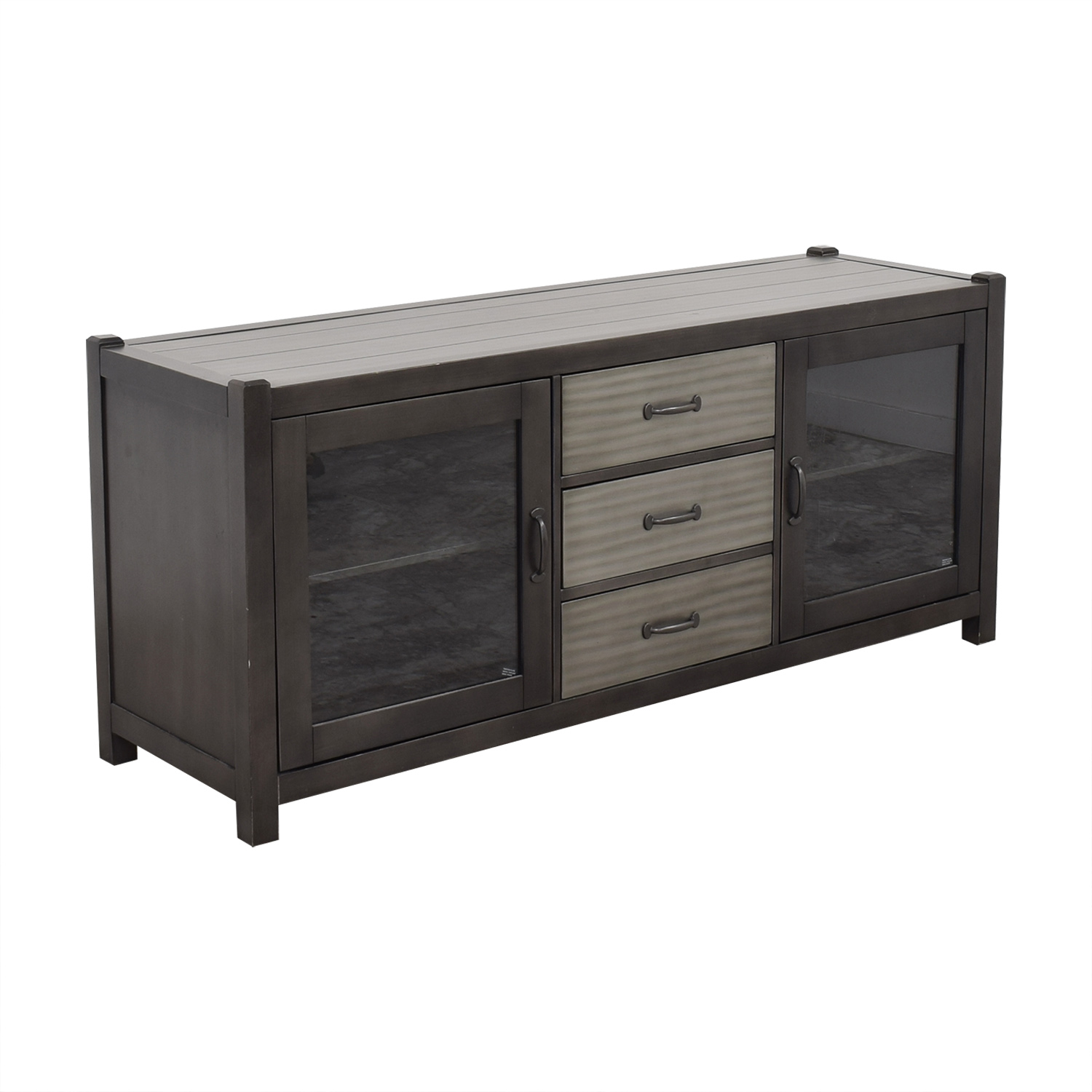 Raymour & Flanigan Raymour & Flanigan Axel TV Console discount