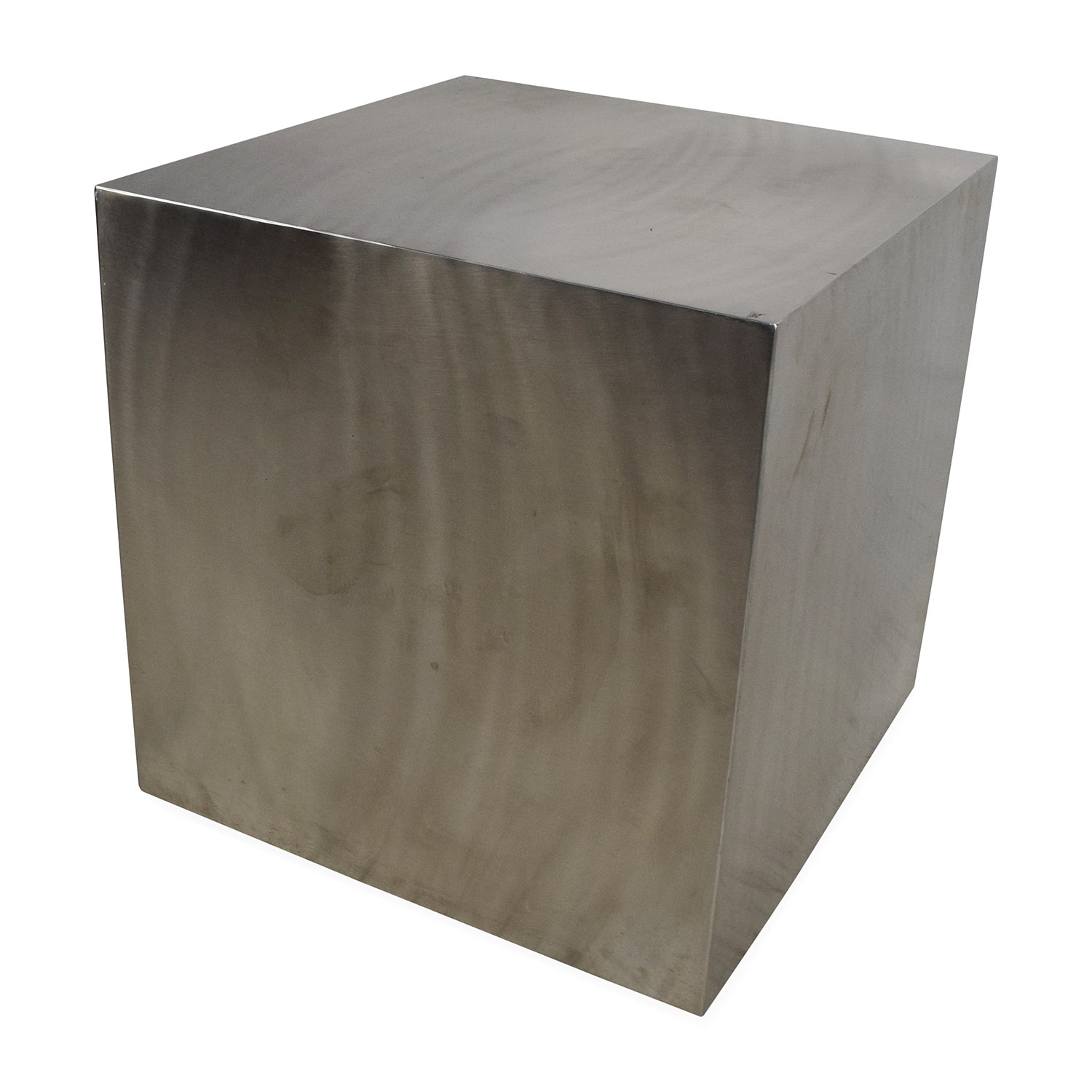 Zuo Modern Contemporary Stainless Steel End Table price