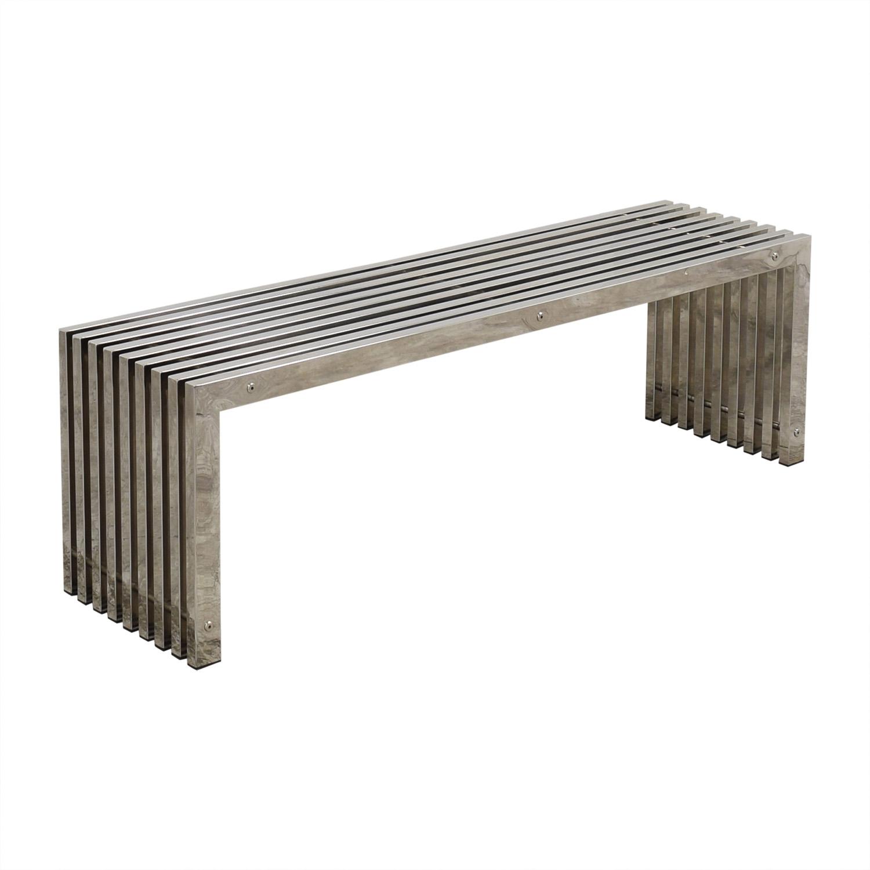 shop Modani Futoria Modern Bench Modani