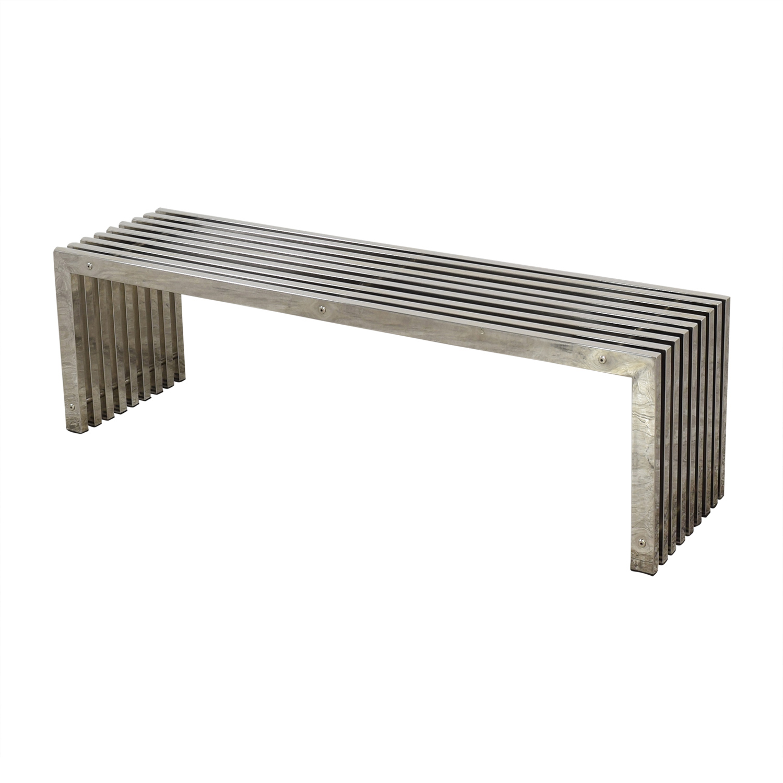 Modani Modani Futoria Modern Bench second hand