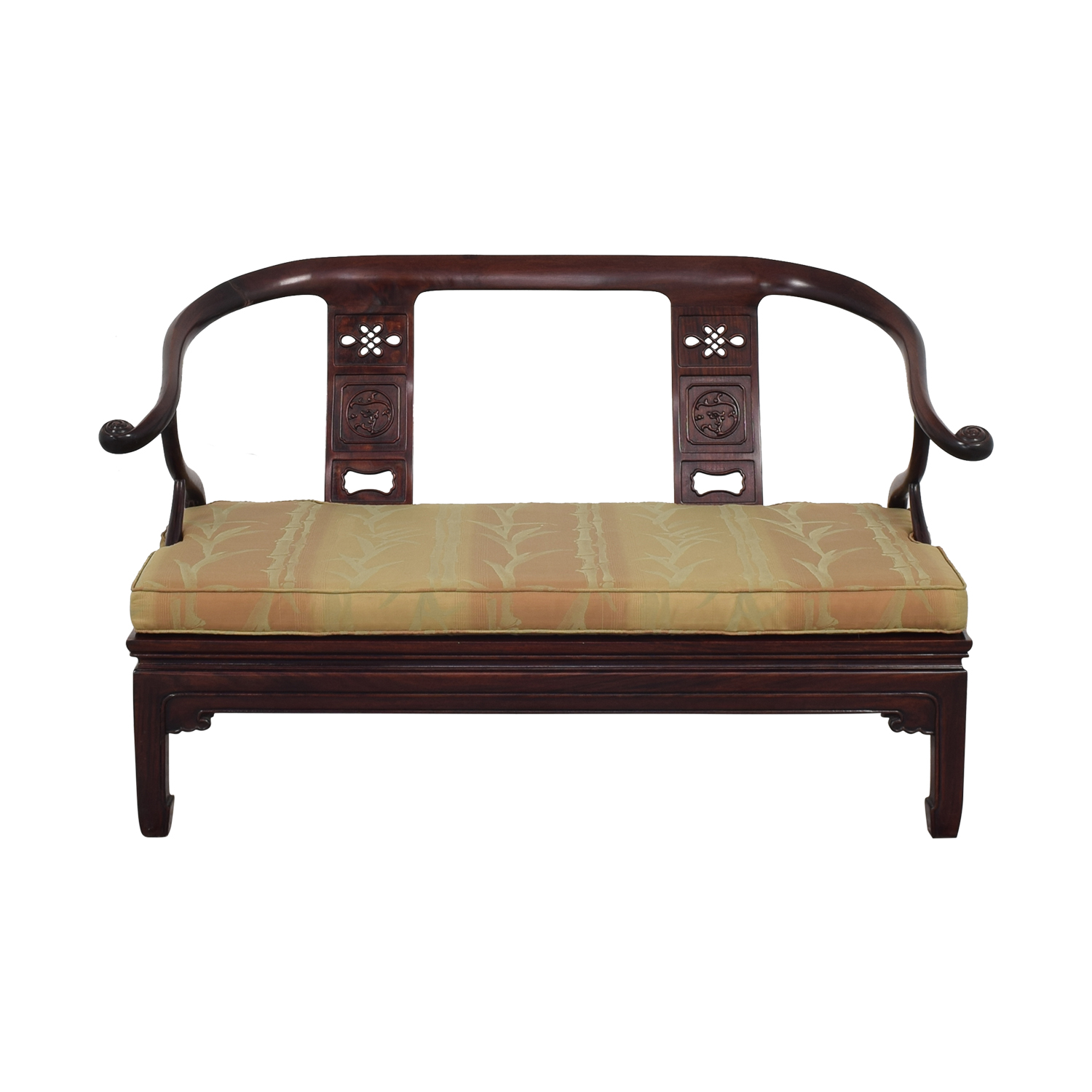 Asian Ming Style Sofa Bench coupon
