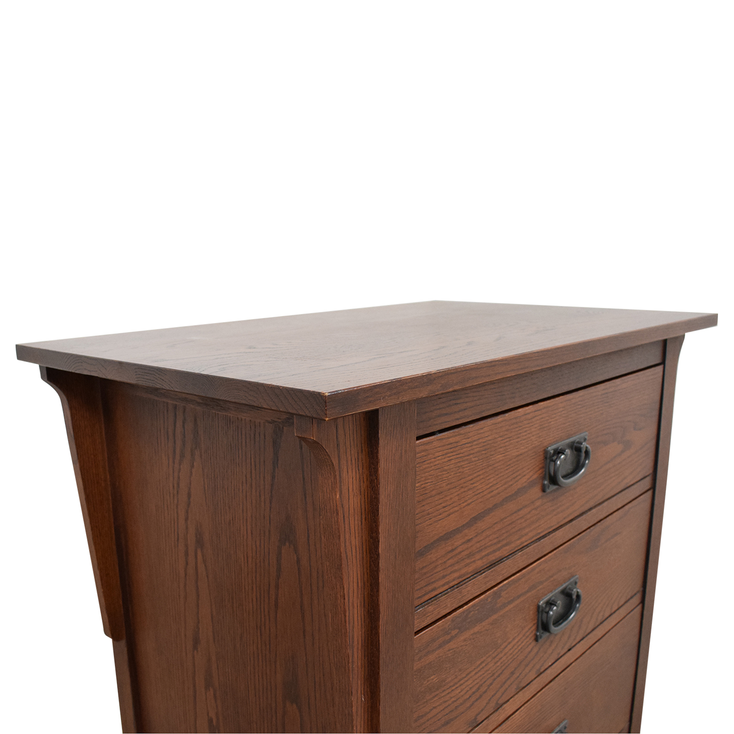 Shermag Mission Style Night Stand Shermag