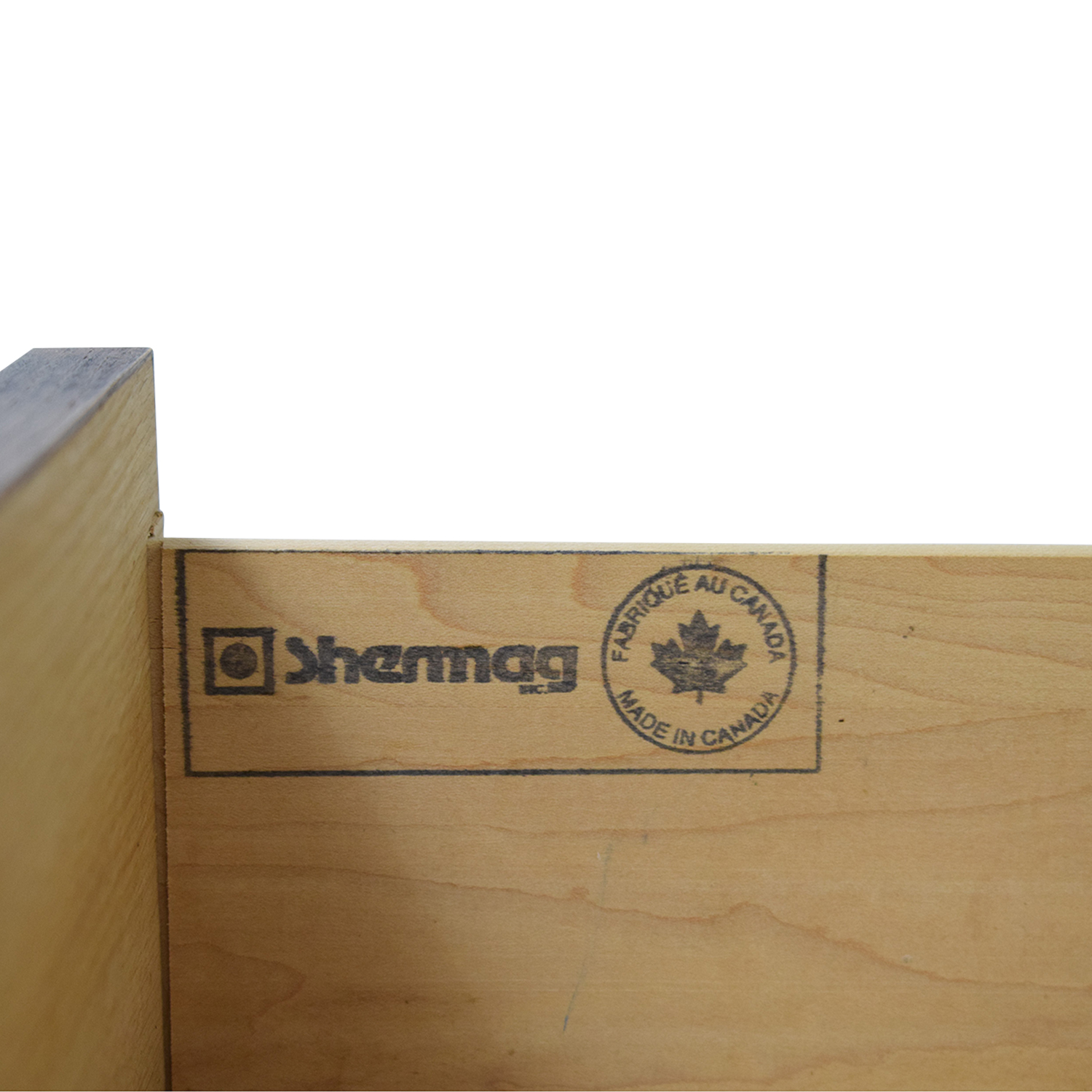 Shermag Shermag Mission Style Night Stand coupon