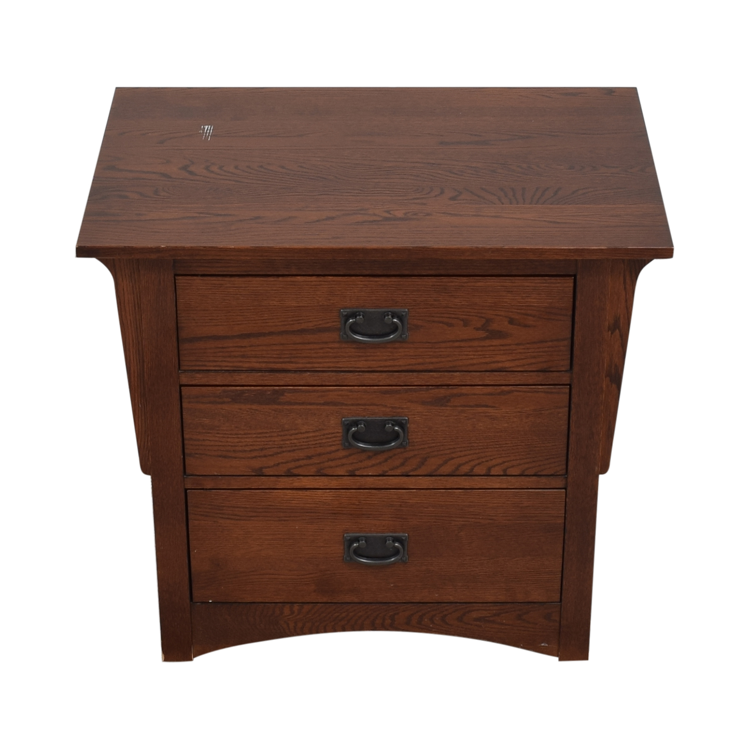 Shermag Shermag Mission Style Night Stand for sale