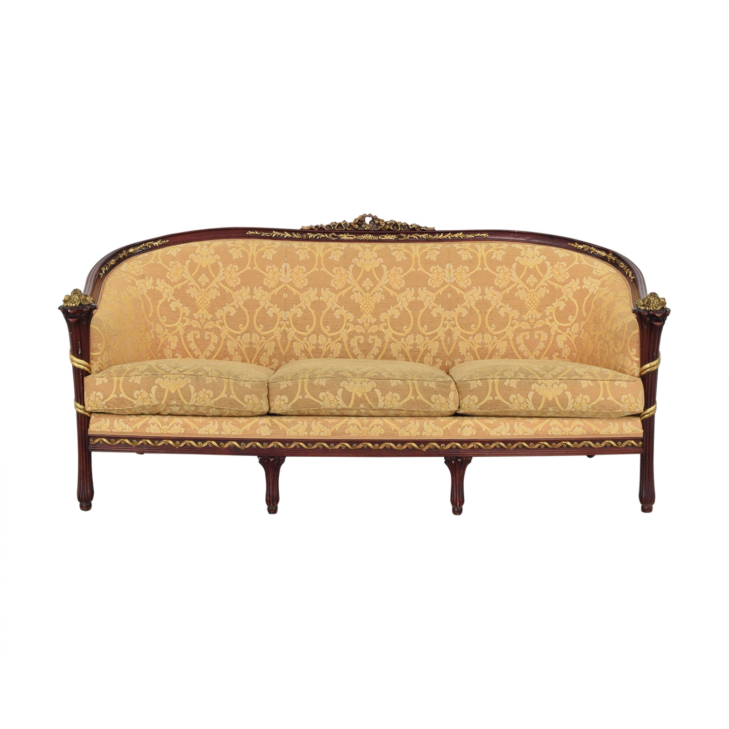 European-Influenced Sofa Sofas