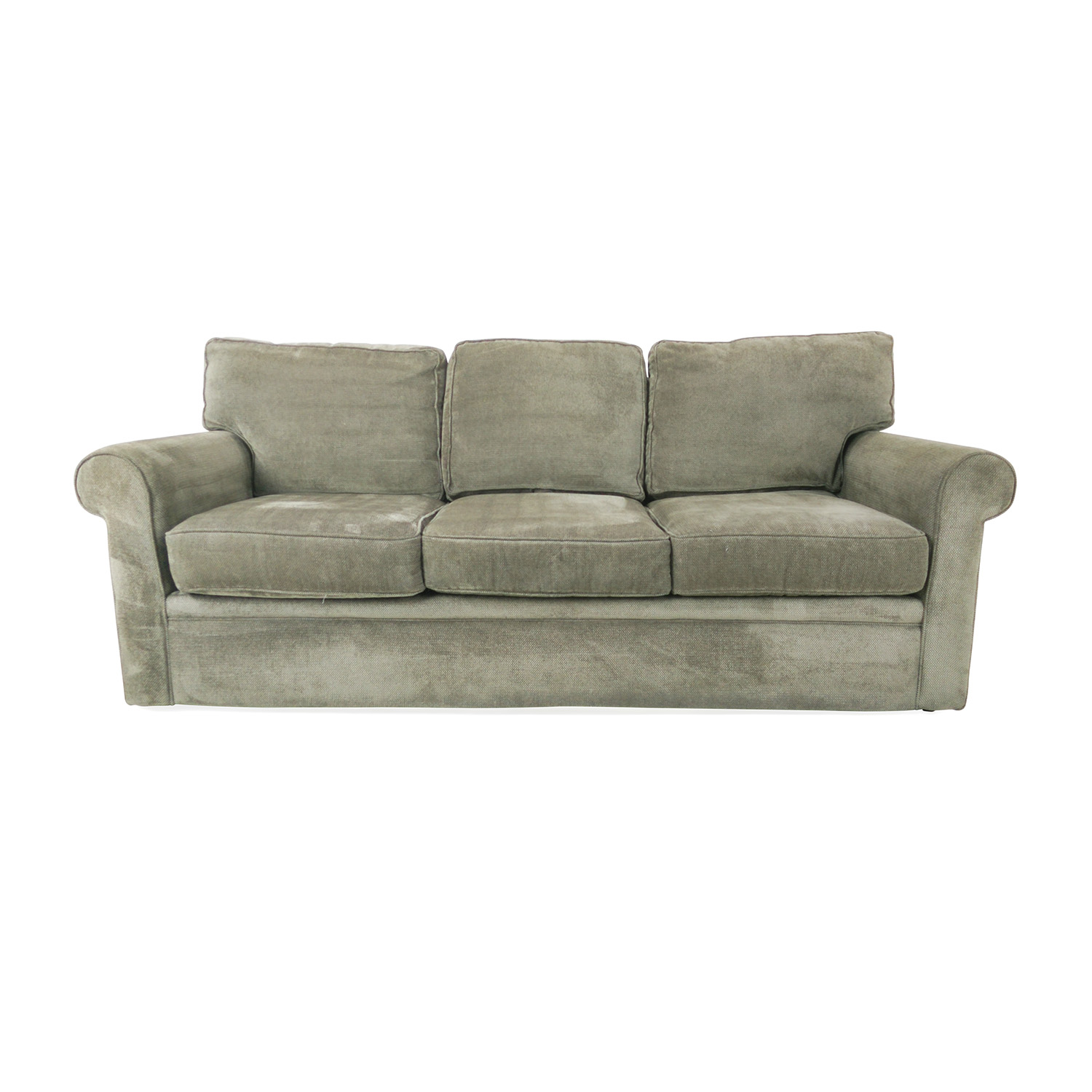 Rowe Furniture Rowe Dalton Sofa Green/Brown