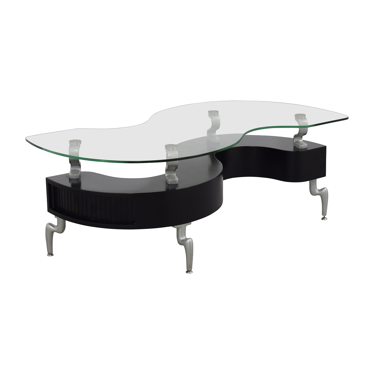 ... Hand; Contemporary S Shaped Contemporary Coffee Table / Coffee Tables  ...