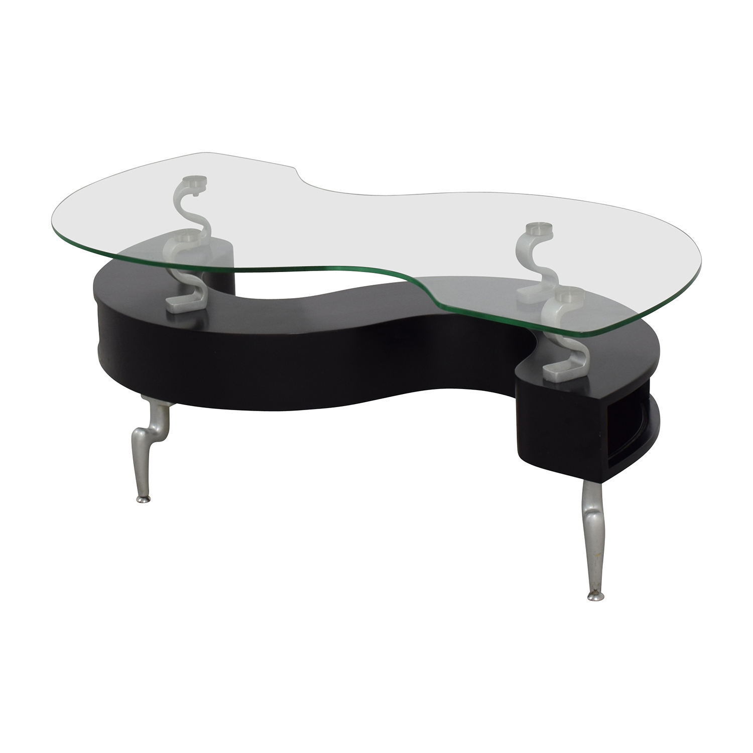 88 off contemporary s shaped contemporary coffee table tables buy contemporary s shaped contemporary coffee table coffee tables geotapseo Gallery