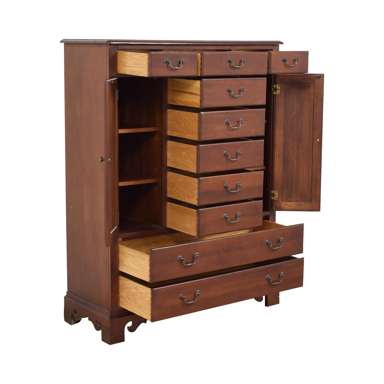 Hooker Furniture Hooker Furniture Storage Cabinet with Ten Drawers price