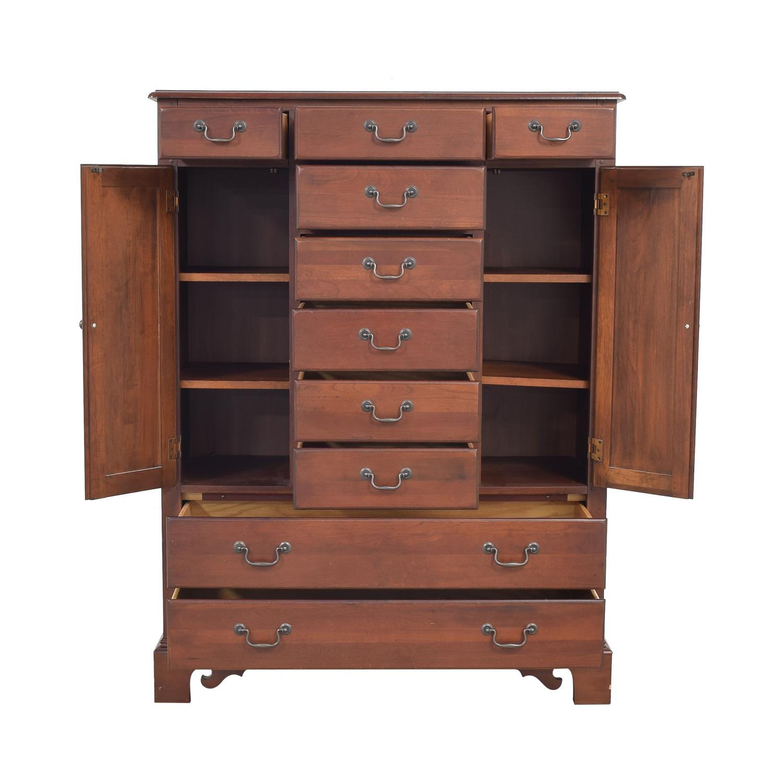 Hooker Furniture Hooker Furniture Storage Cabinet with Ten Drawers used