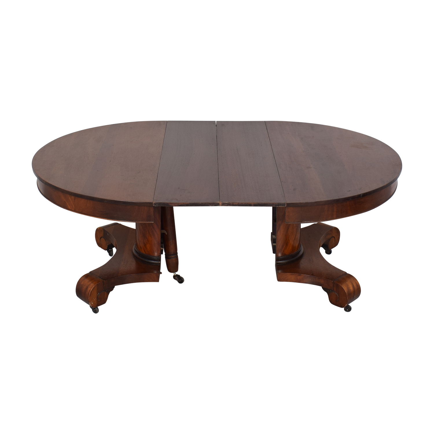 Empire Style Banquet Dining Table second hand