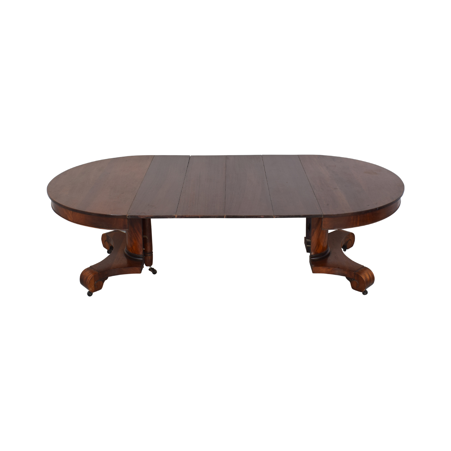 shop Empire Style Banquet Dining Table  Tables