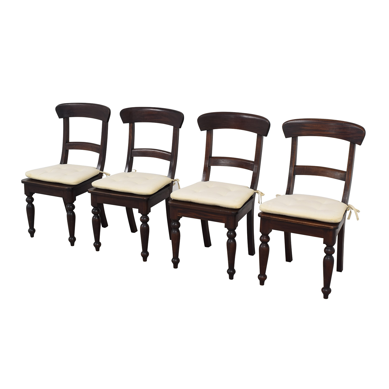 buy Crate & Barrel Farmhouse Dining Chairs Crate & Barrel Chairs