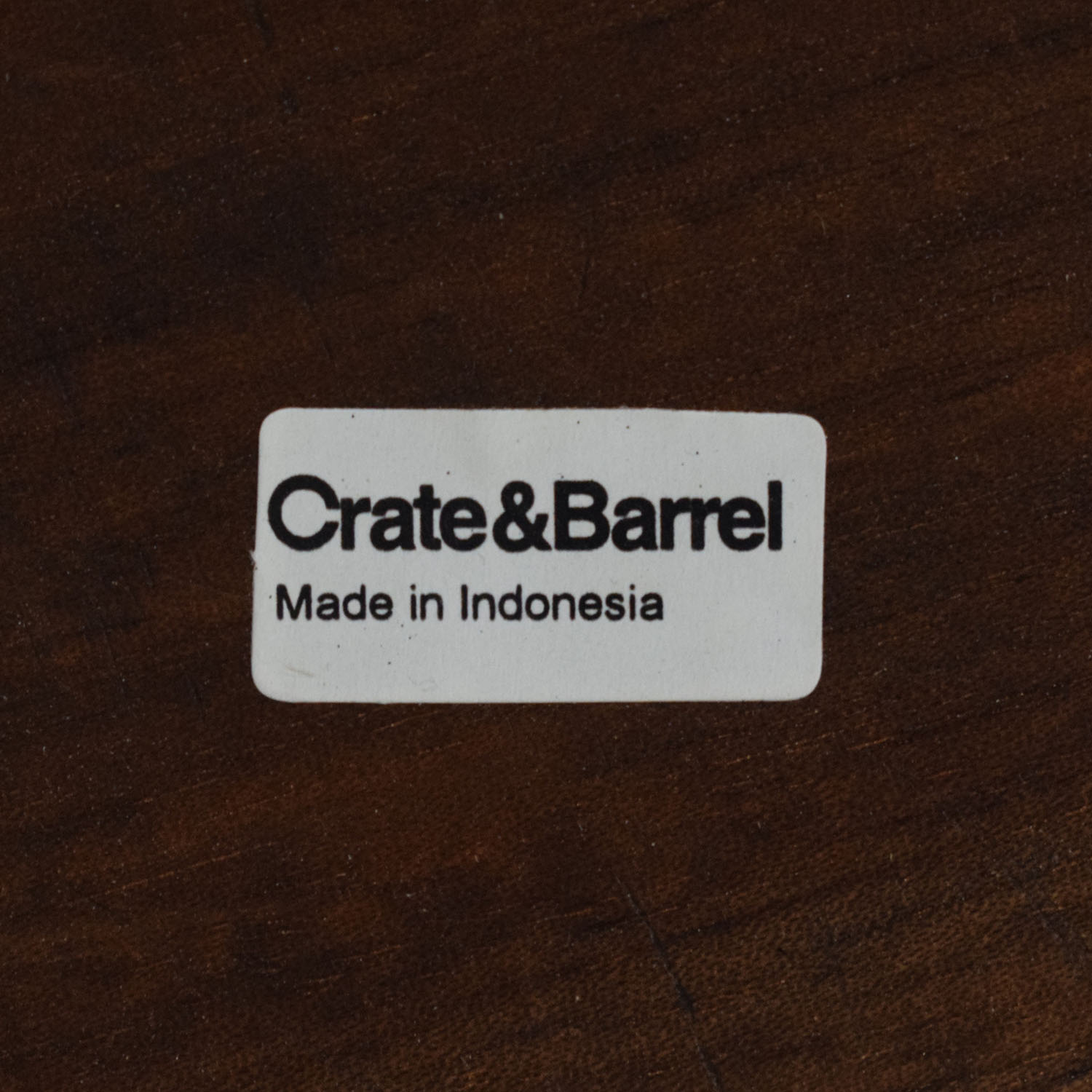 Crate & Barrel Crate & Barrel Farmhouse Dining Chairs Dining Chairs