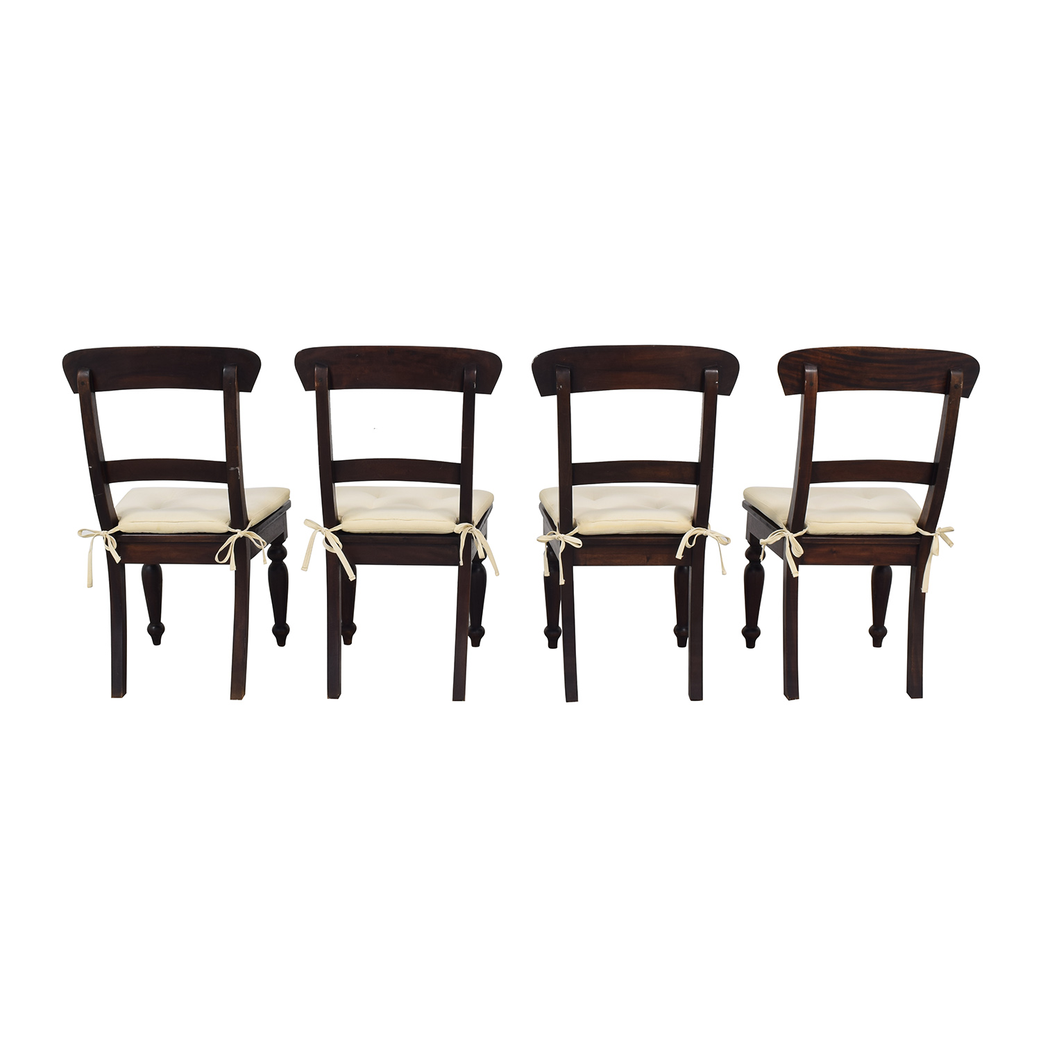 Crate & Barrel Crate & Barrel Farmhouse Dining Chairs ct
