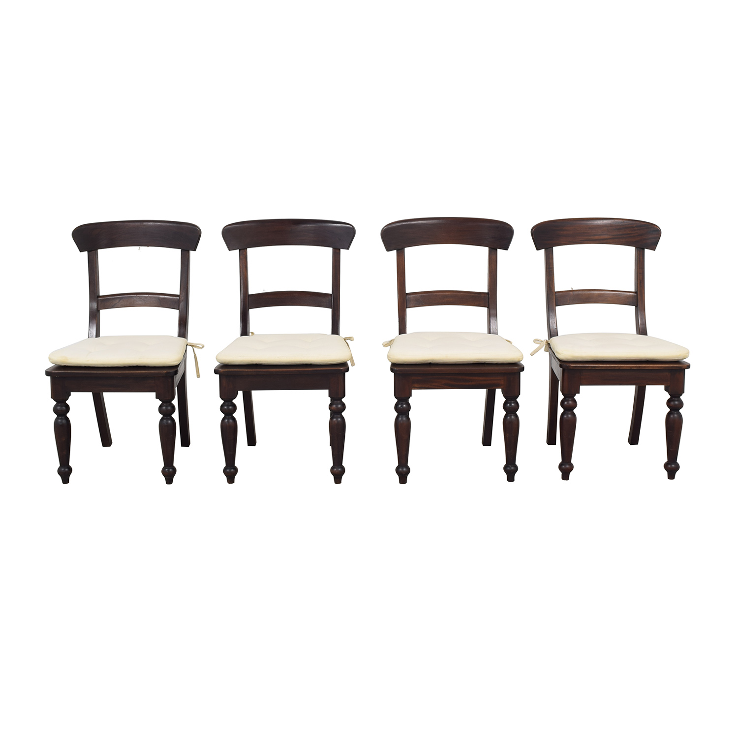 shop Crate & Barrel Farmhouse Dining Chairs Crate & Barrel
