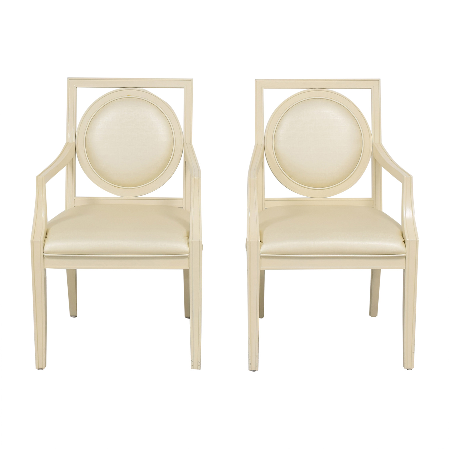 Bernhardt Bernhardt Salon Arm Chairs second hand