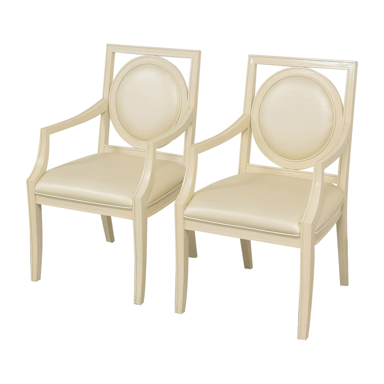 Bernhardt Bernhardt Salon Arm Chairs ma