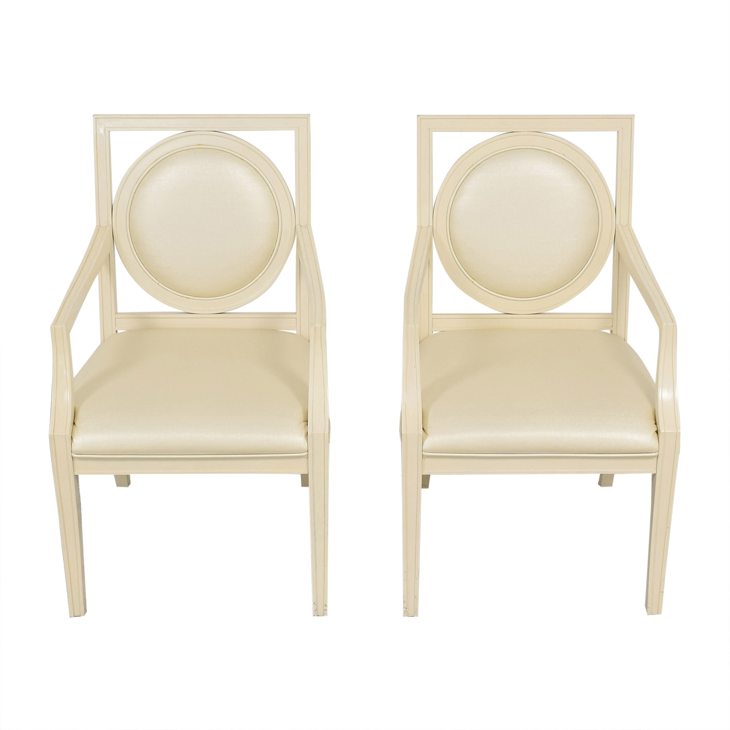 Bernhardt Bernhardt Salon Arm Chairs used
