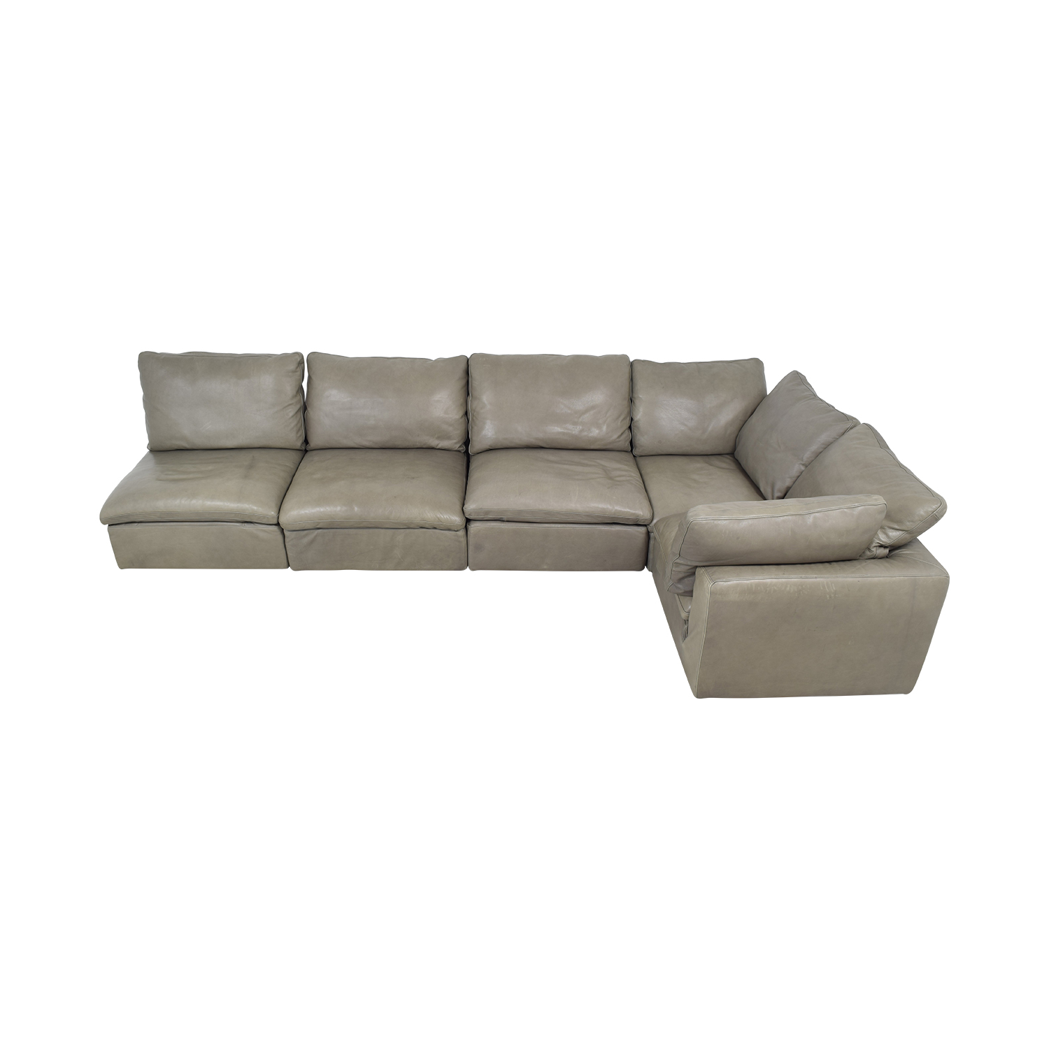 shop Restoration Hardware Cloud Modular Sectional Sofa Restoration Hardware Sectionals